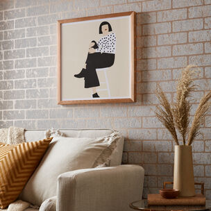 Dottie Framed Print, , large