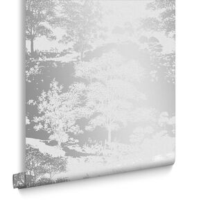 Meadow Frost Behang, , large