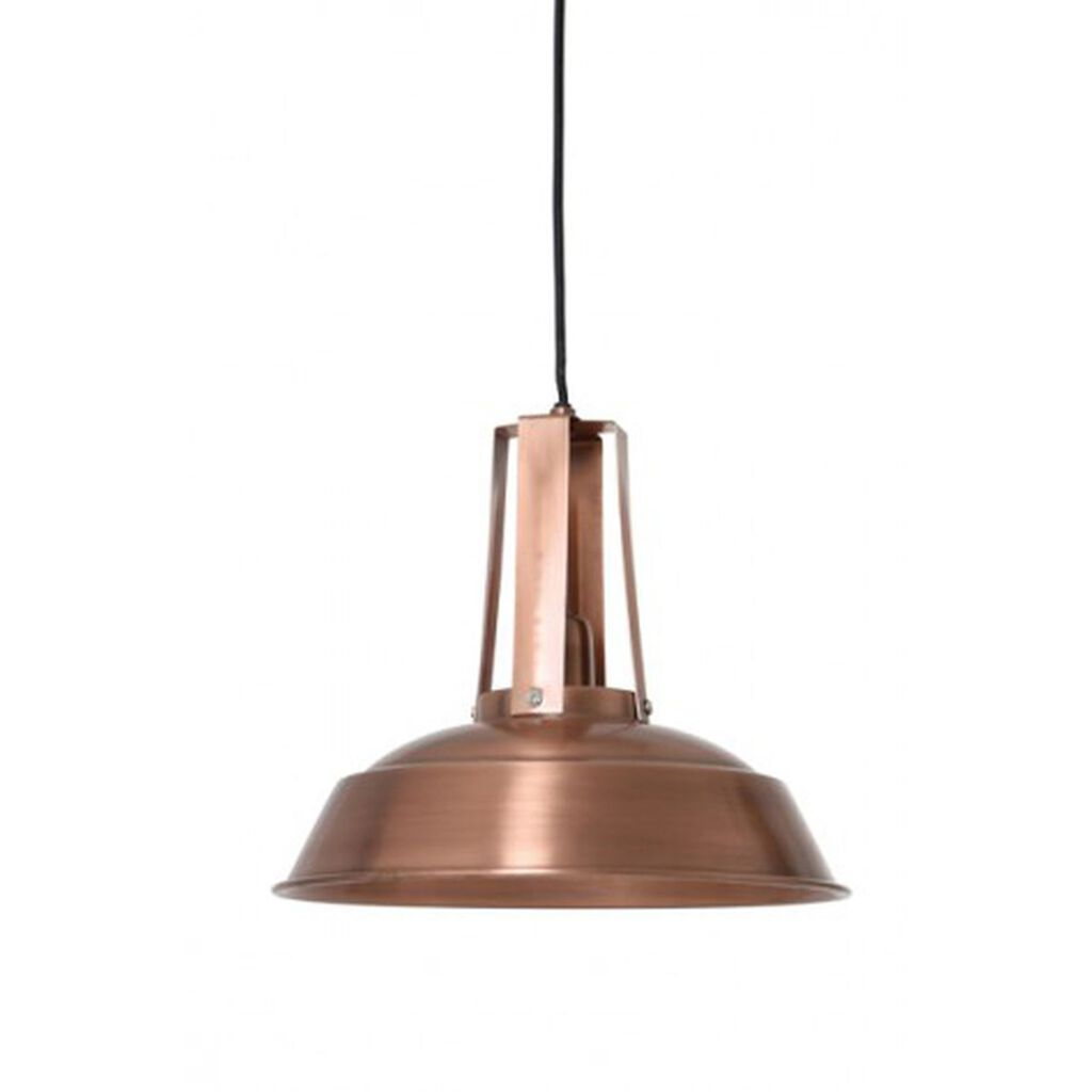Bronzed Copper Pendant Light, , large