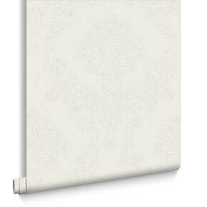 Dynasty White Behang, , large