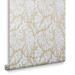 Papier Peint Tropical Perle, , large