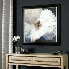 Glamour Floral Framed Wall Art , , large