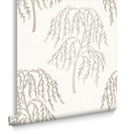 Willow Tree Champagne Wallpaper, , large