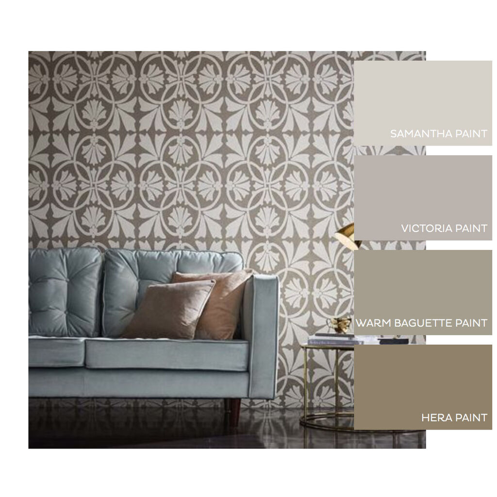 Thrones Mocha Wallpaper, , large