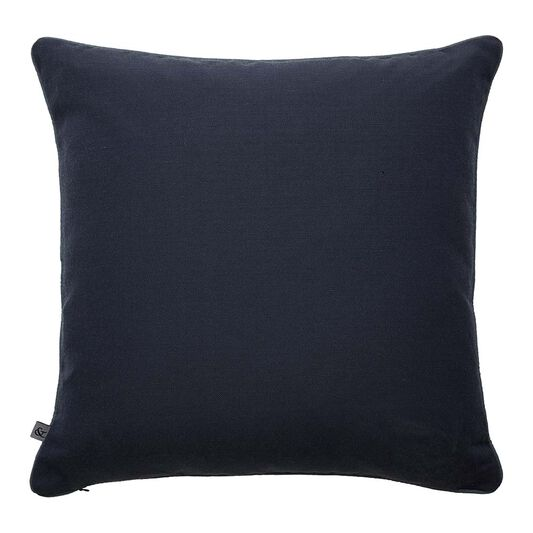Coussin Indian Ink Bleu, , large