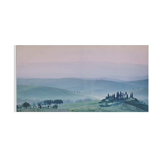 Harmony Hillside Printed Canvas Wall Art, , large