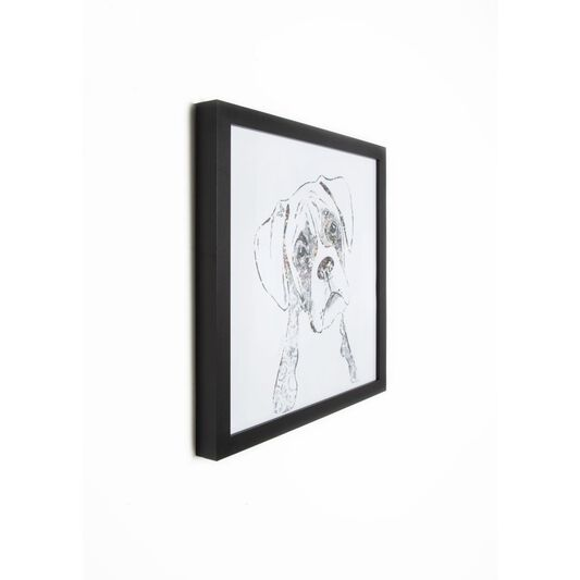 Boxer Framed Print, , large