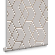 Archetype Natural Wallpaper, , large