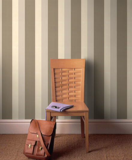 Figaro Beige and Gold Wallpaper, , large