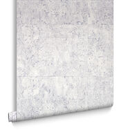 Light Grey Cork Wallpaper, , large