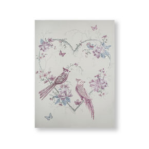 Elegant Songbirds Wall Art, , large
