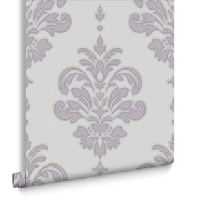 Olana Lilac Wallpaper, , large