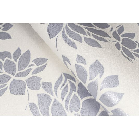 Lotus Flower Lilac Wallpaper, , large