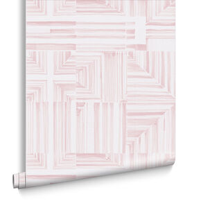 Felt Tip Pink Wallpaper, , large