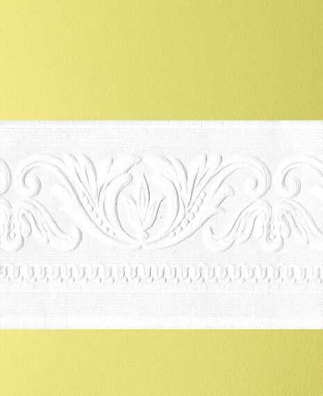 Classic Scroll Paintable Border, ...
