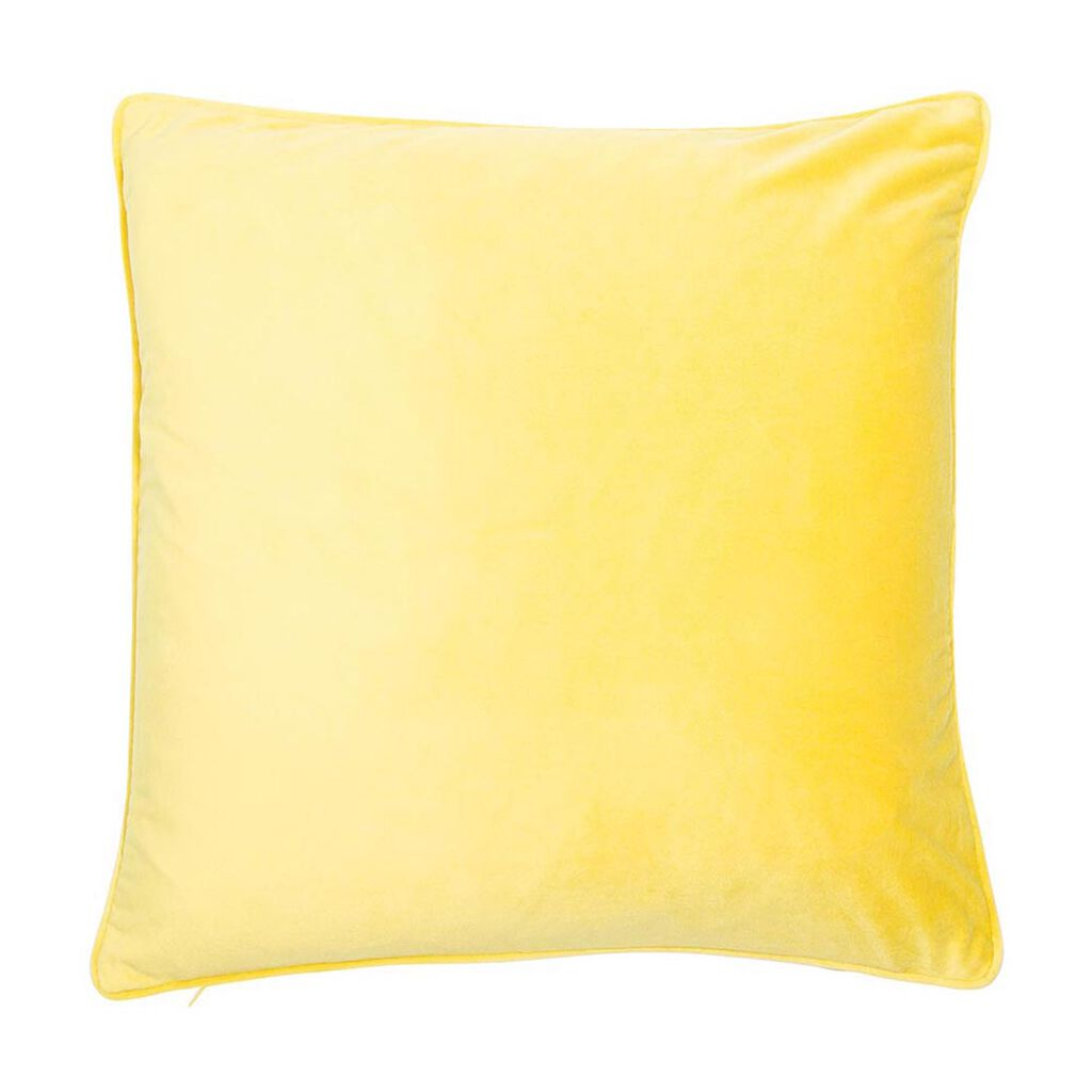 Ochre Luxe Cushion, , large