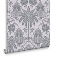 Imperial Grey Behang, , large