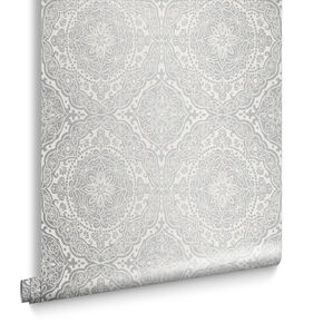Pleasure Dome Byzantine Pearl Wallpaper, , large