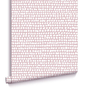 Papier Peint Dots Rose, , large