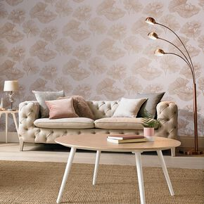 Lotus Blush Wallpaper, , large