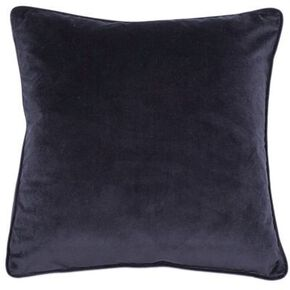 Navy Blue Luxe Cushion, , large