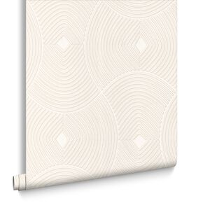 Ulterior White Wallpaper, , large