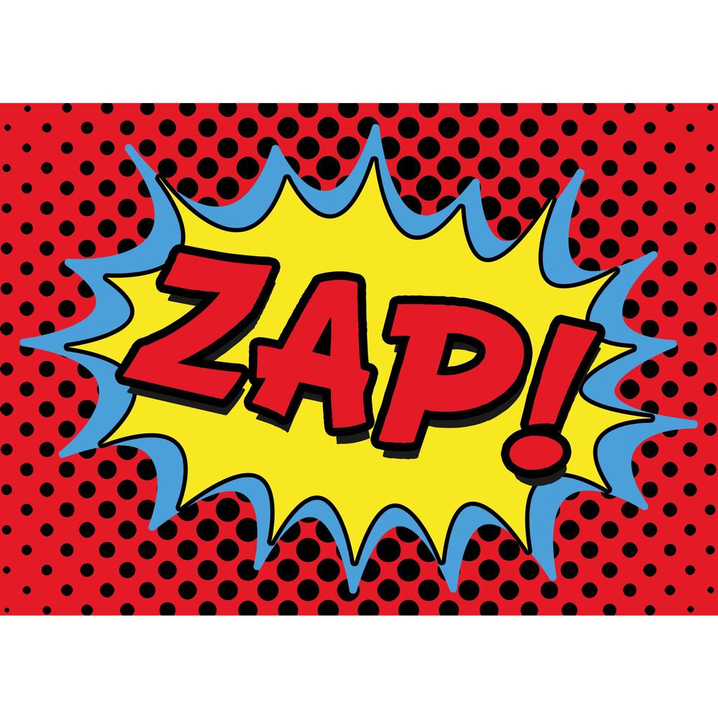 Zap Canvas, , large