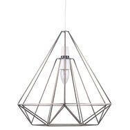 Geometric Diamond Easy Fit Pendant, , large