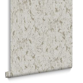 Milan Taupe Wallpaper, , large
