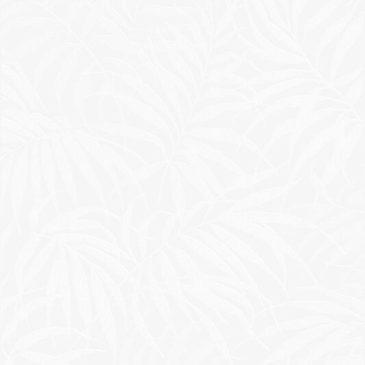 Tropic White and Pearl Wallpaper, , large