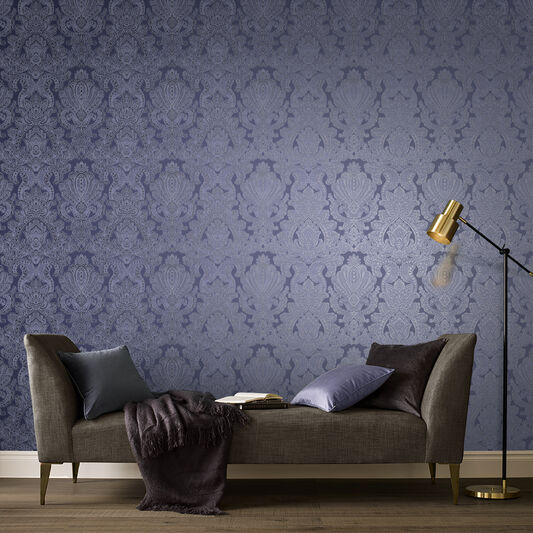 Souk Damask Bazaar Wallpaper, , large