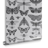 Bugs Silver Wallpaper, , large