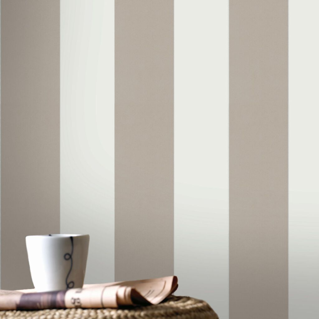 Shade Taupe Wallpaper, , large