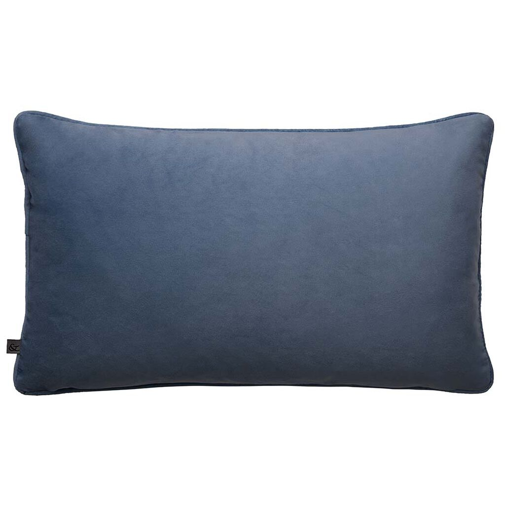 Dimension Blue Pillow , , large