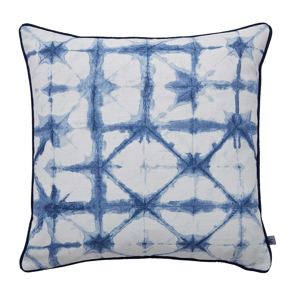 Indigo Blue Pillow, , large