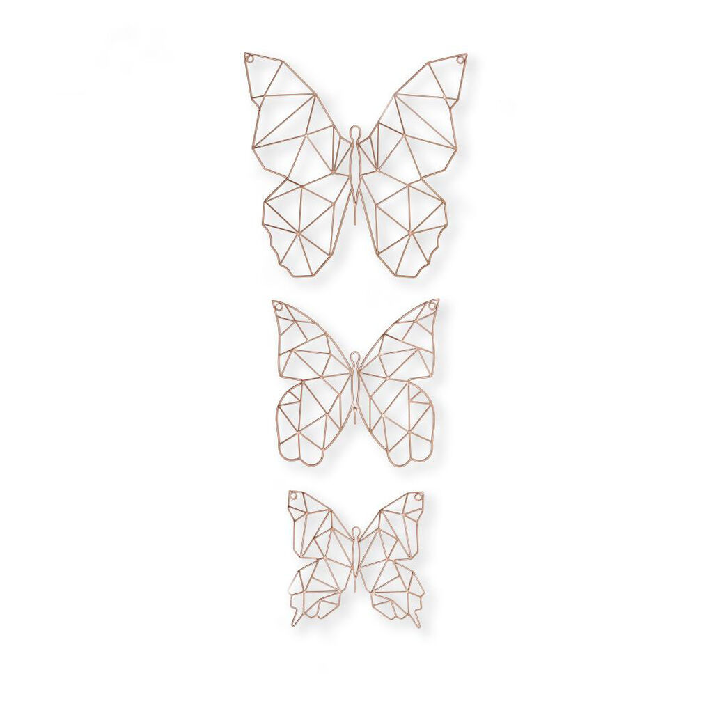 Flutter Metal Wall Art, , large