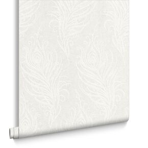 Quill Pearl Wallpaper, , large