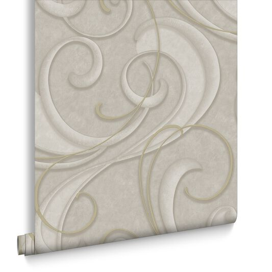Flamenco Taupe en Champagne, , large
