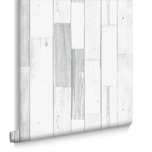 Woody Grey Wallpaper, , large