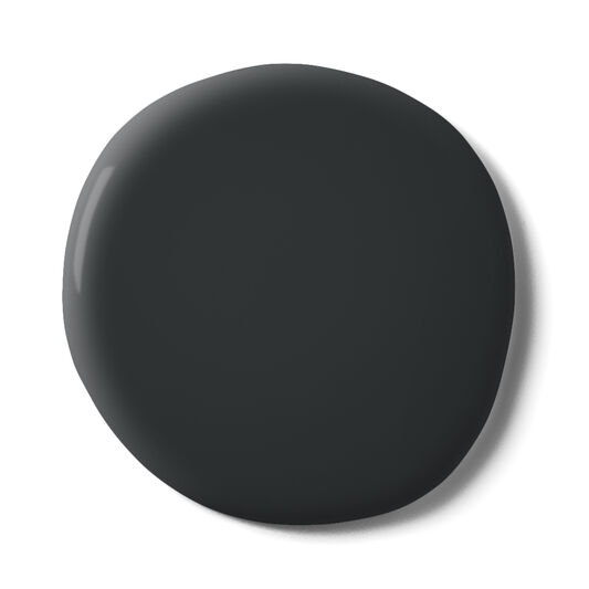 Witchcraft Black 100ml Paint Sample, , large