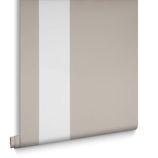 Runner Taupe Wallpaper, , large
