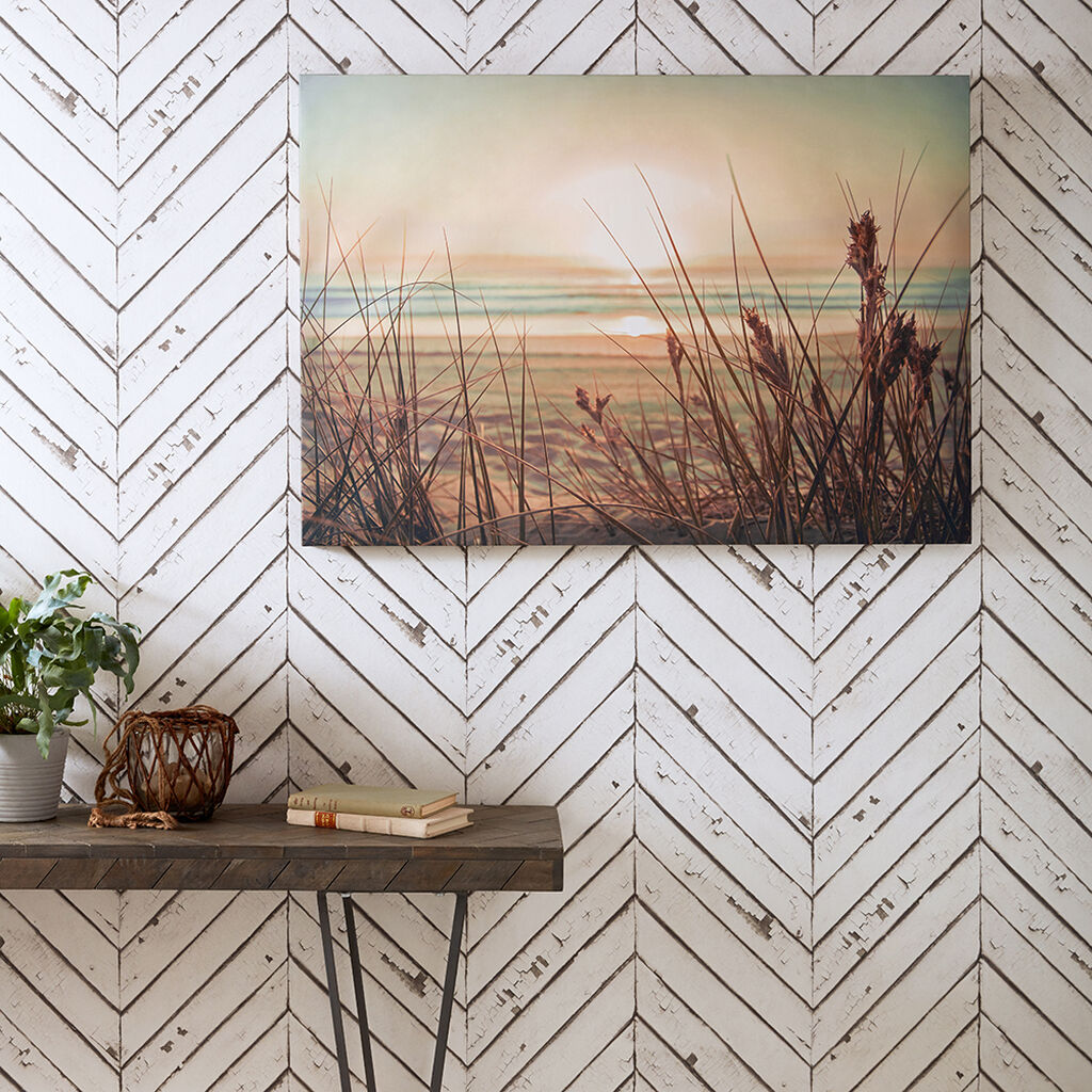 Sunset Sands Printed Canvas Wall Art, , large