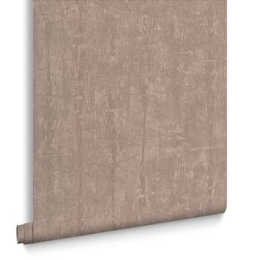 Driftwood Brown Wallpaper, , large