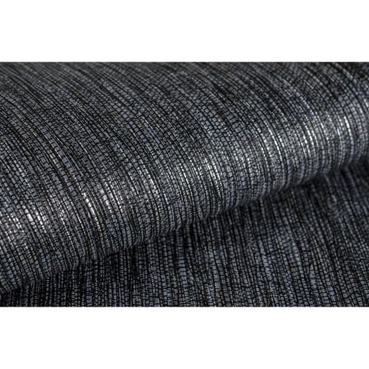Grasscloth Tapete Midnight, , large