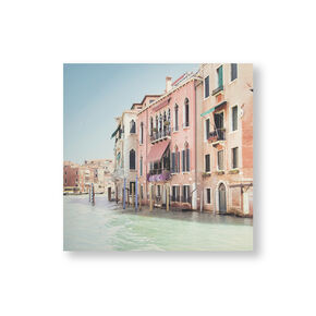 Venetian Daydream Printed Canvas Wall Art, , large