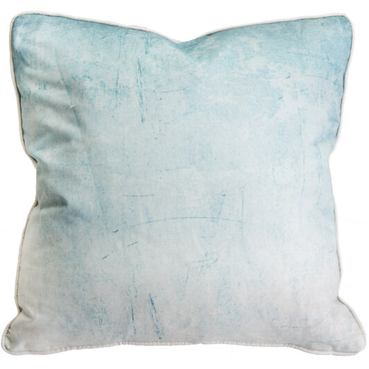 Duck Egg Ombre Pillow, , large