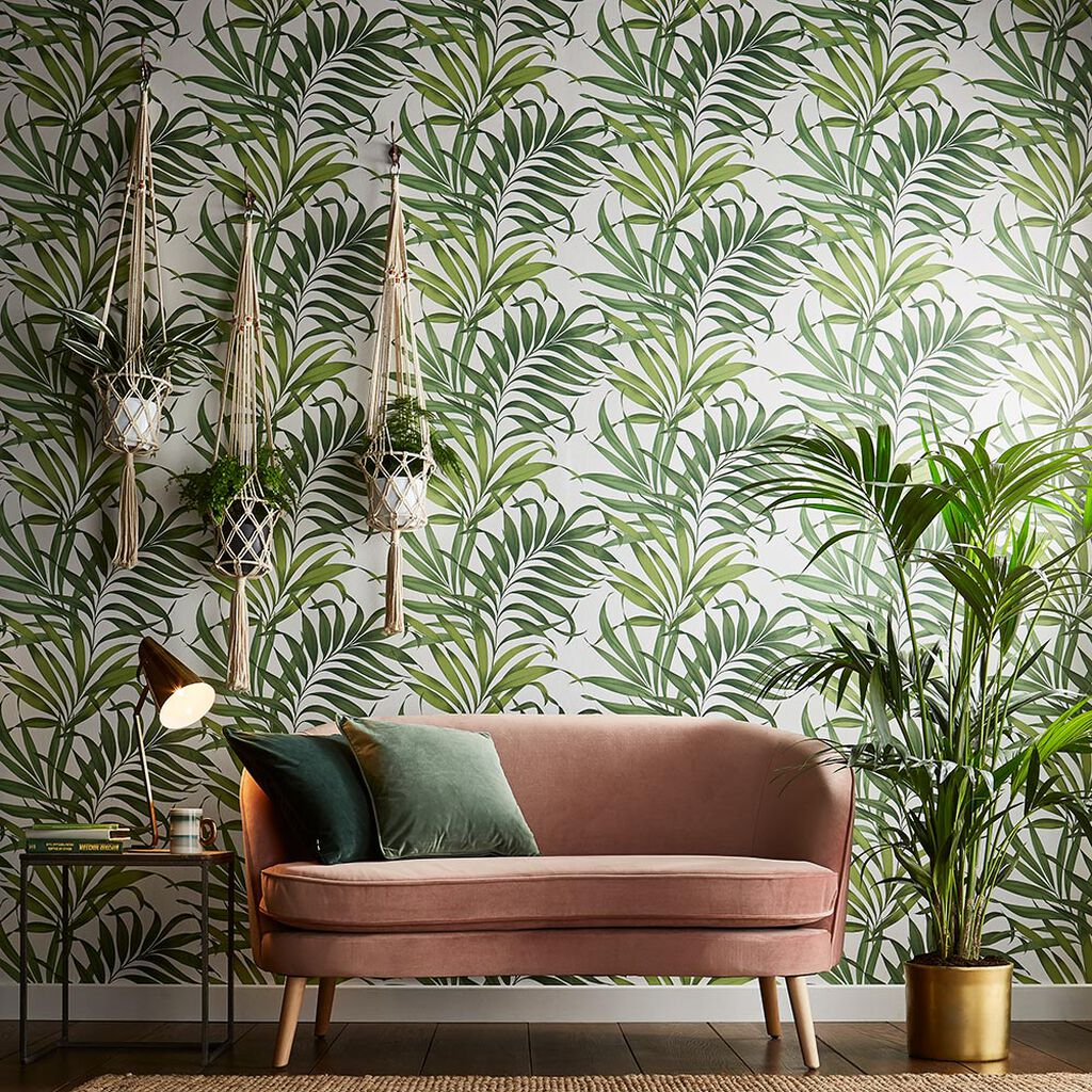 Yasuni Lush Green Wallpaper, , large