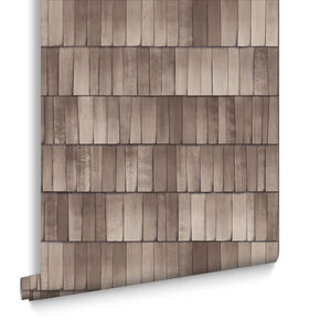 Hygge Natural Wallpaper, , large