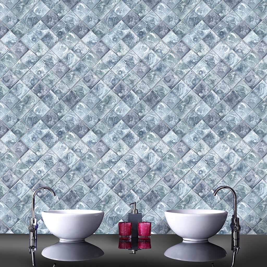 Lagoon Blue Wallpaper, , large