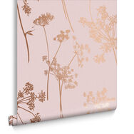 Papier peint Anthriscus Blush , , large